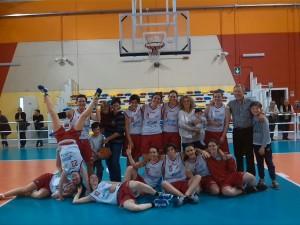 Basket Chieri - Lettera 22